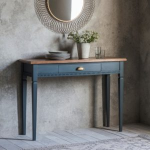 Bronte Console Table Storm