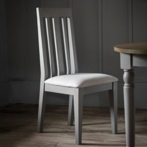 Cookham Dining Chair Grey (2 pack)