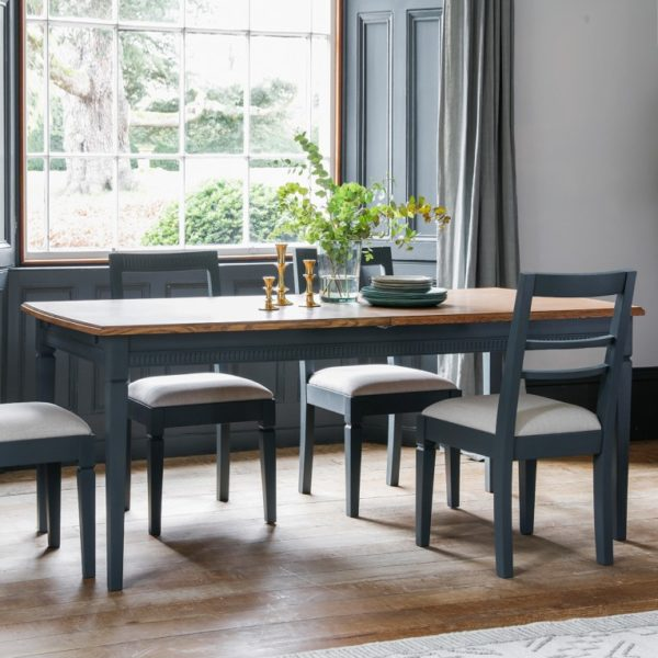 bronte extending dining table storm