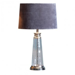 caesaro table lamp grey