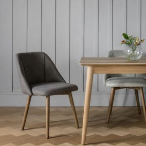 elliot dining chair slate grey