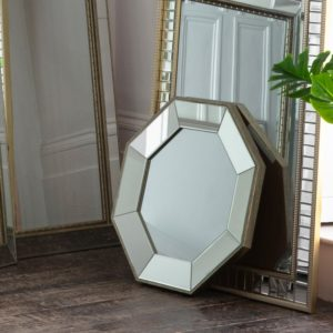 vega octagan mirror