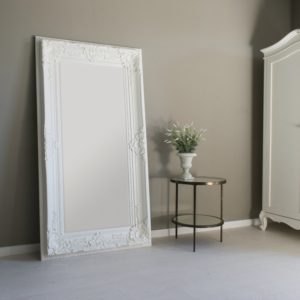 Westminster Mirror Vintage Cream
