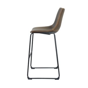 cooper bar stool chestnut