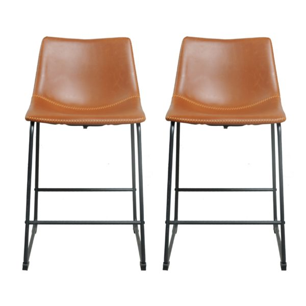 cooper counter stool tan 4