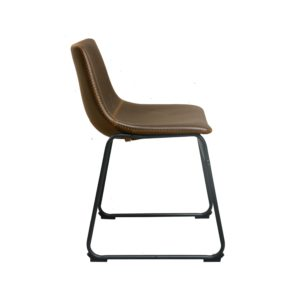 cooper dining chair chestnut