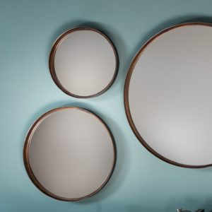 Reading Round Mirror 4 Pack
