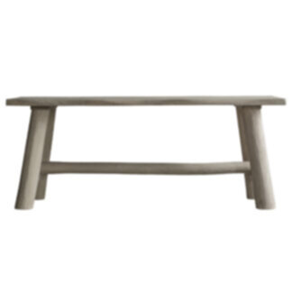 Alberta Bench Natural Rustic Short