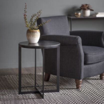 Necton Side Table Black
