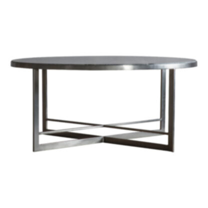 Necton Coffee Table Silver