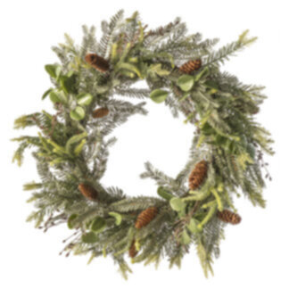 Adalsbruk Delux Pinecone Wreath