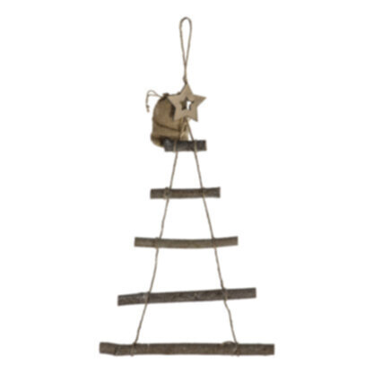 Solheim Hanging Branch 12 LED Tree