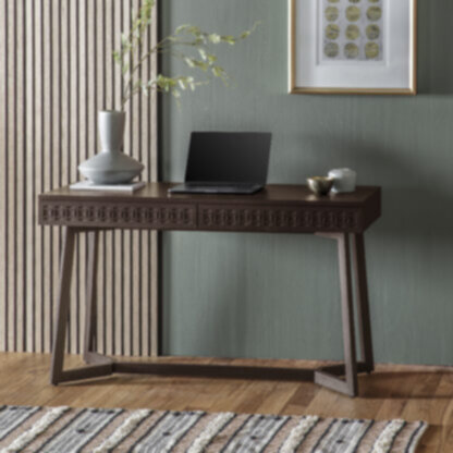 Boho Retreat Desk