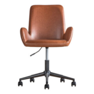 Faraday Swivel Chair Brown