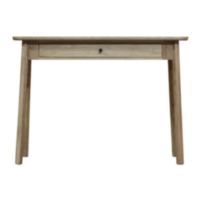 Kingham 1 Drawer Desk Grey
