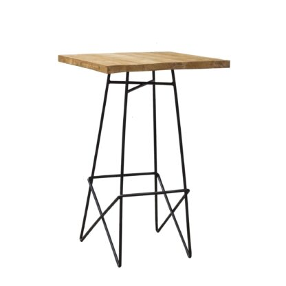 Bibisa Bar Table (2 x boxes) (was LAW136)