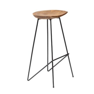 Bibisa Bar Stool (set of 2) (was LAW137)