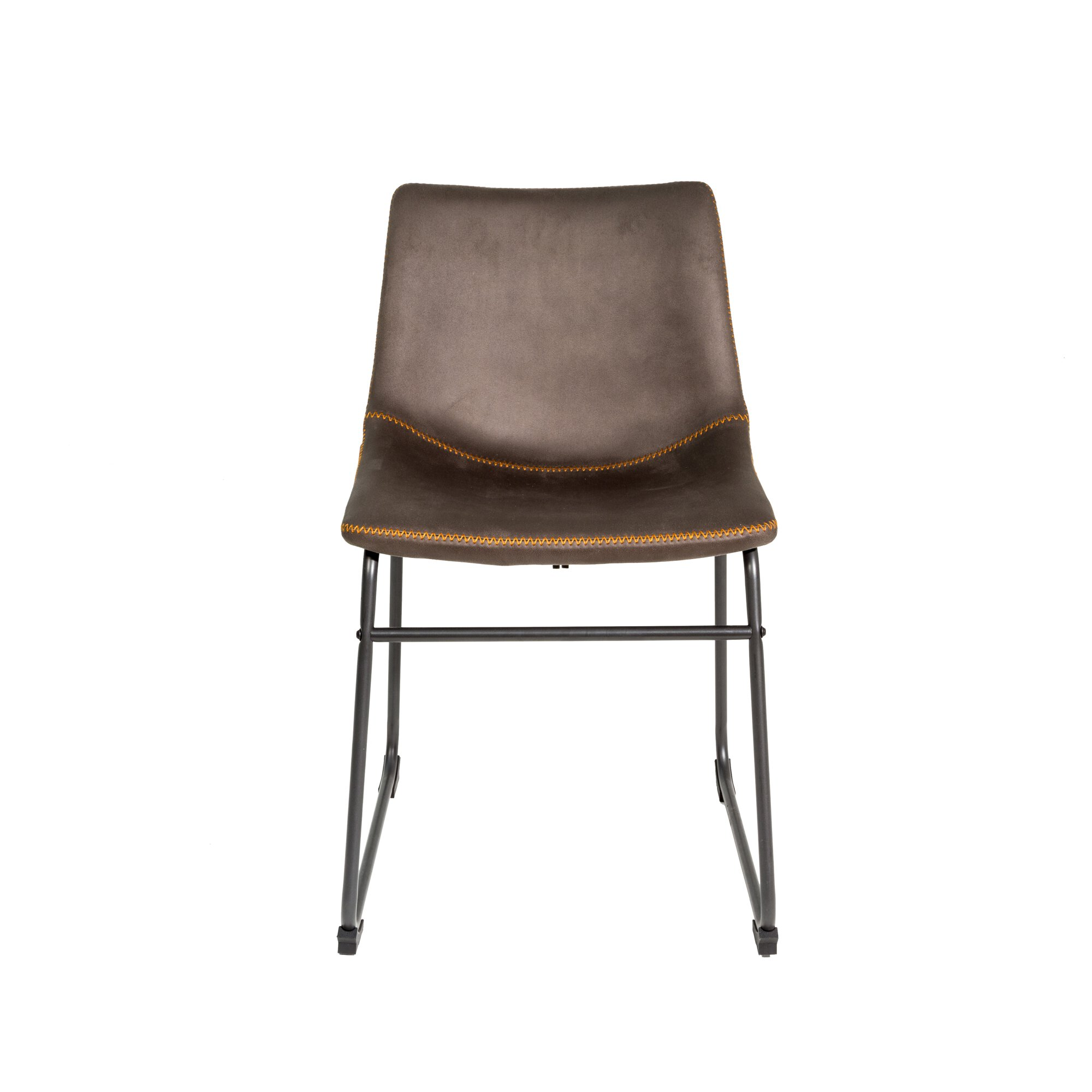 Cooper Dining Chair - Mussel Moleskin SET OF 2