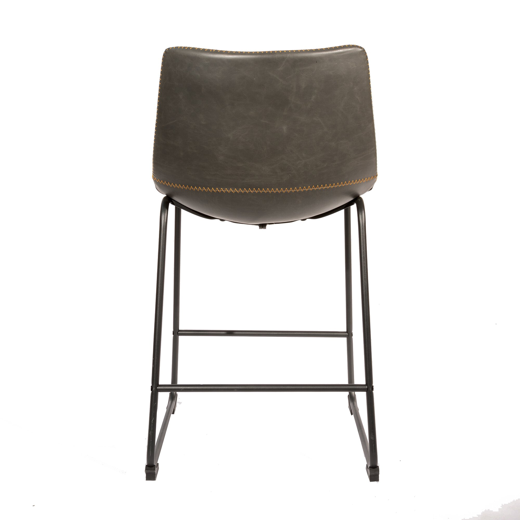 Cobham Counter Stool - Grey, Set of 2