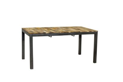 Edito Block Extending Table with Leaf Storage 160/260