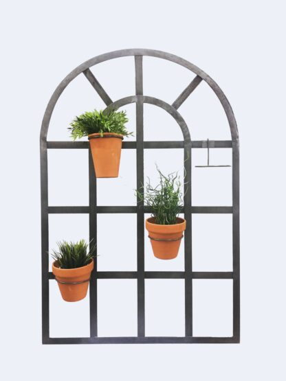 RE-Engineered Arch Plant Hanger