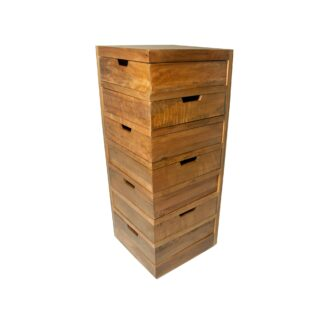Collectors Swivel Corner chest