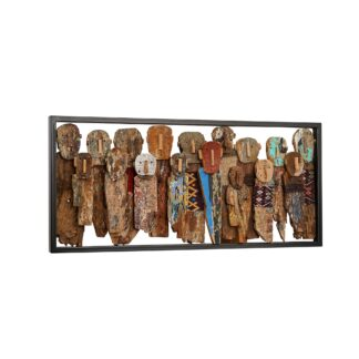 KLEO Wall Decoration Toraja Large