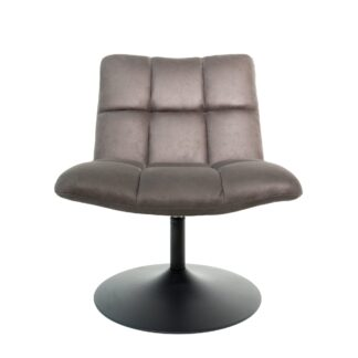 Mantis Swivel Chair - Moleskin Mussel
