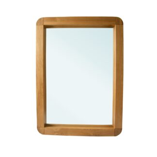 Lounge Oak Mirror 90 x 120