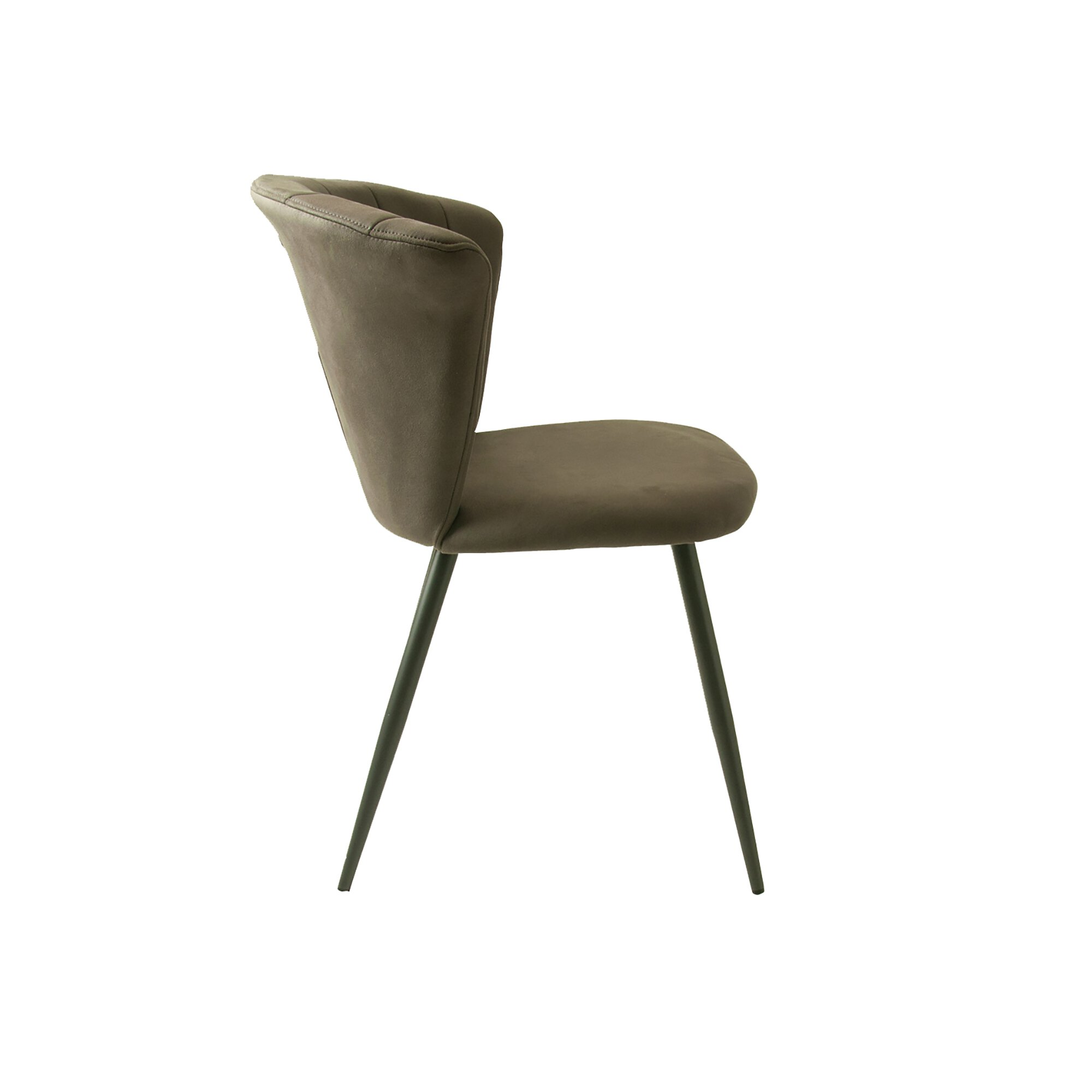 Shelby Dining Chair Moleskin Mussel SET OF 2