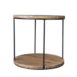 Circular Shelves - 2 Tier