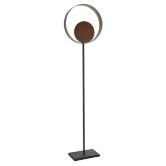 Valencia Floor Lamp Bronze