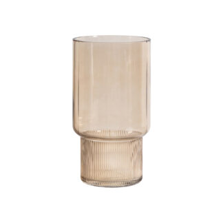 Imogen Vase Brown Small