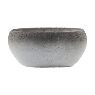 Linko Pot Grey Hombre Oval