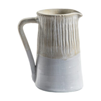 Moresk Jug Matt White Small