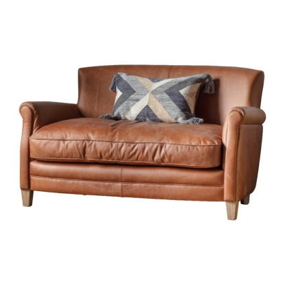 Mr. Paddington Sofa Vintage Brown Leather