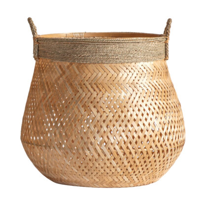 Mobi Bamboo Set of 2 Baskets