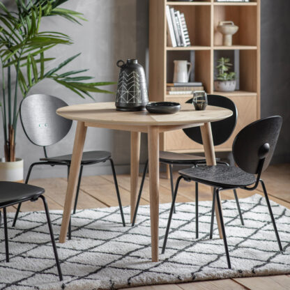 Milano Round Dining Table