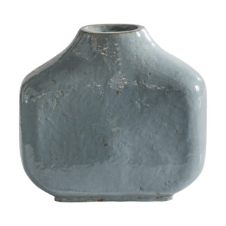 Malden Vase Planter Frost Grey