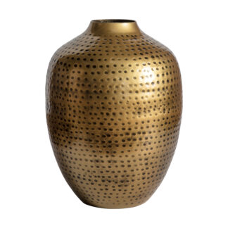 Kelso Vase Brass Antique