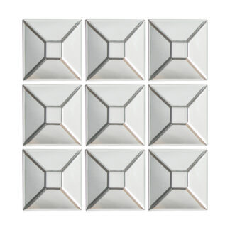 Paquin Mirrors Set of 9