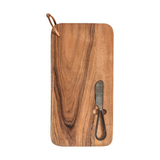 Palomar Cheeseboard with Knife