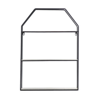 Neath Shelving Unit Black