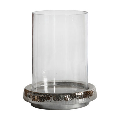 Moulin Candle Holder Small Silver