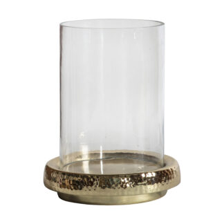Moulin Candle Holder Small Gold