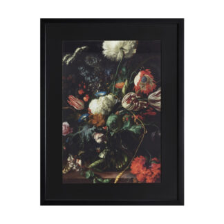 Dutch Bloom Framed Art