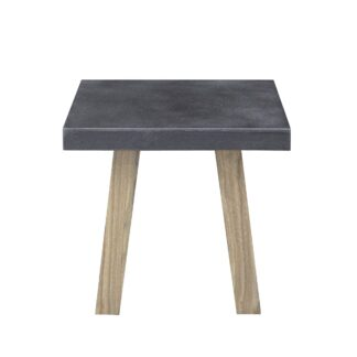 Aspect Rectangular Lamp Table