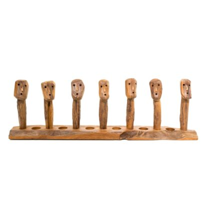 Wilma 7 Candle Holder