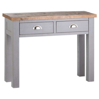 The Byland Collection Two Drawer Console