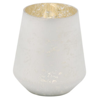 The Noel Collection large White Decortive Vase